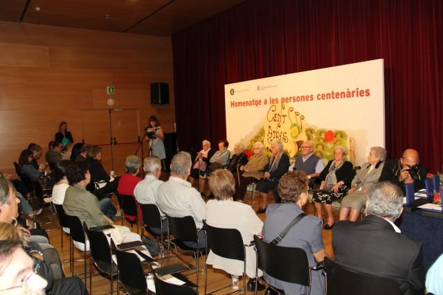 Aurora Anton acte centenaris